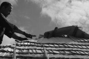 Maja taastamine - katus