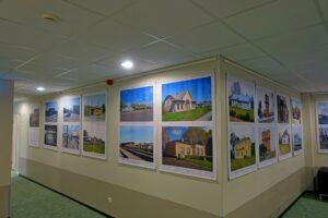 Näitus Raudteemajade saatus