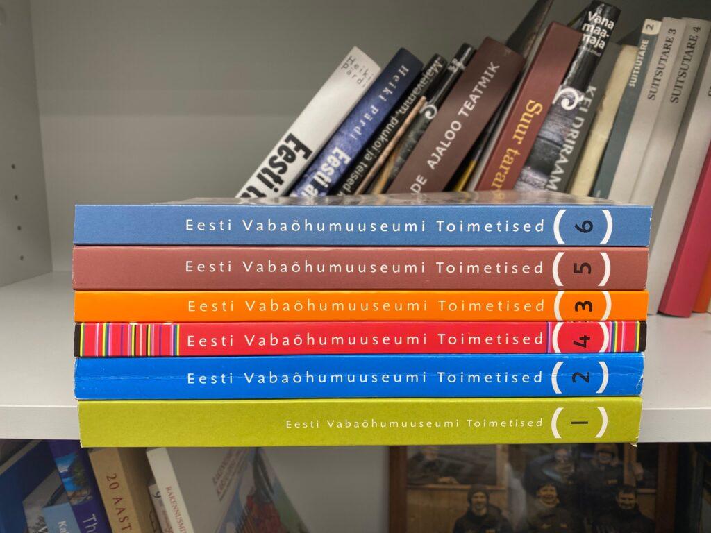 Maaarhitektuuri- ja päranditeemalised artiklikogumikud