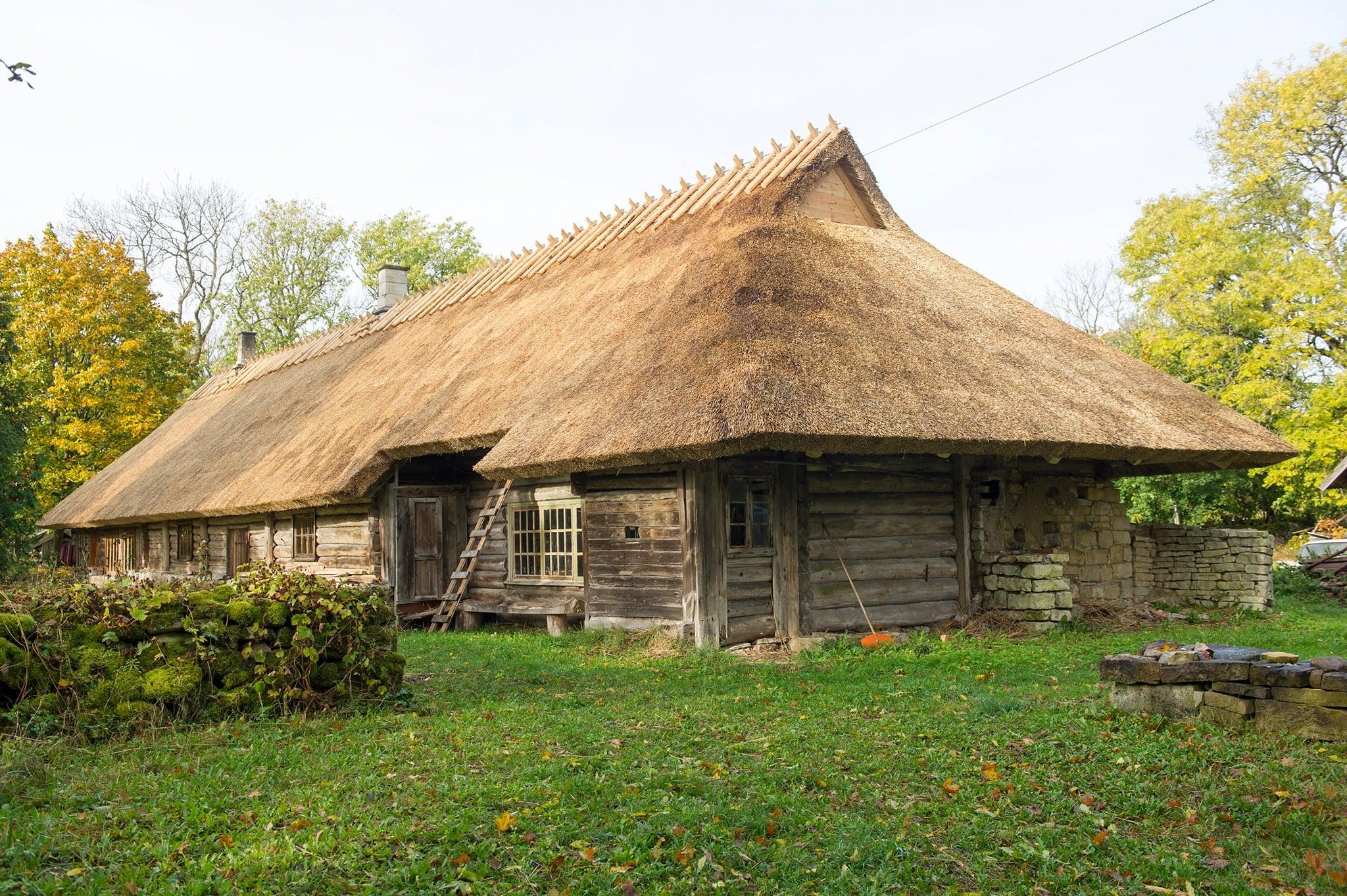 Vana maamaja päev