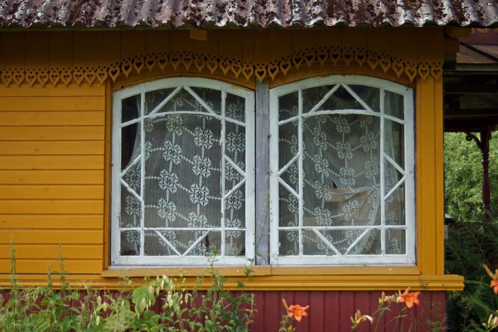 Teeme vanad aknad korda