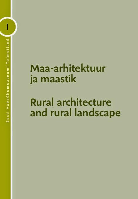 Maa-arhitektuur ja maastik