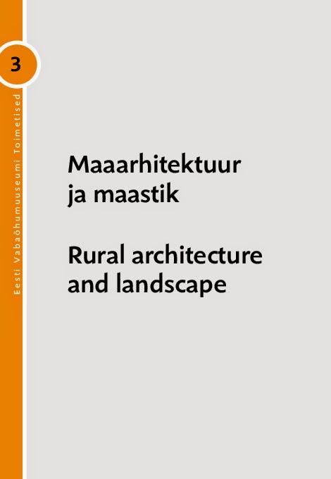 Maaarhitektuur ja maastik